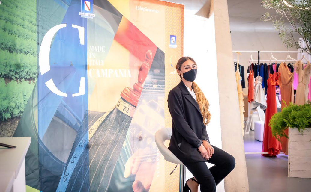 La Campania protagonista a Evening Dresses show 2020