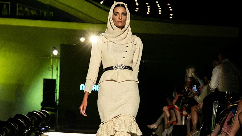 Applausi a scena aperta per la terza edizione di Evening Dresses Show